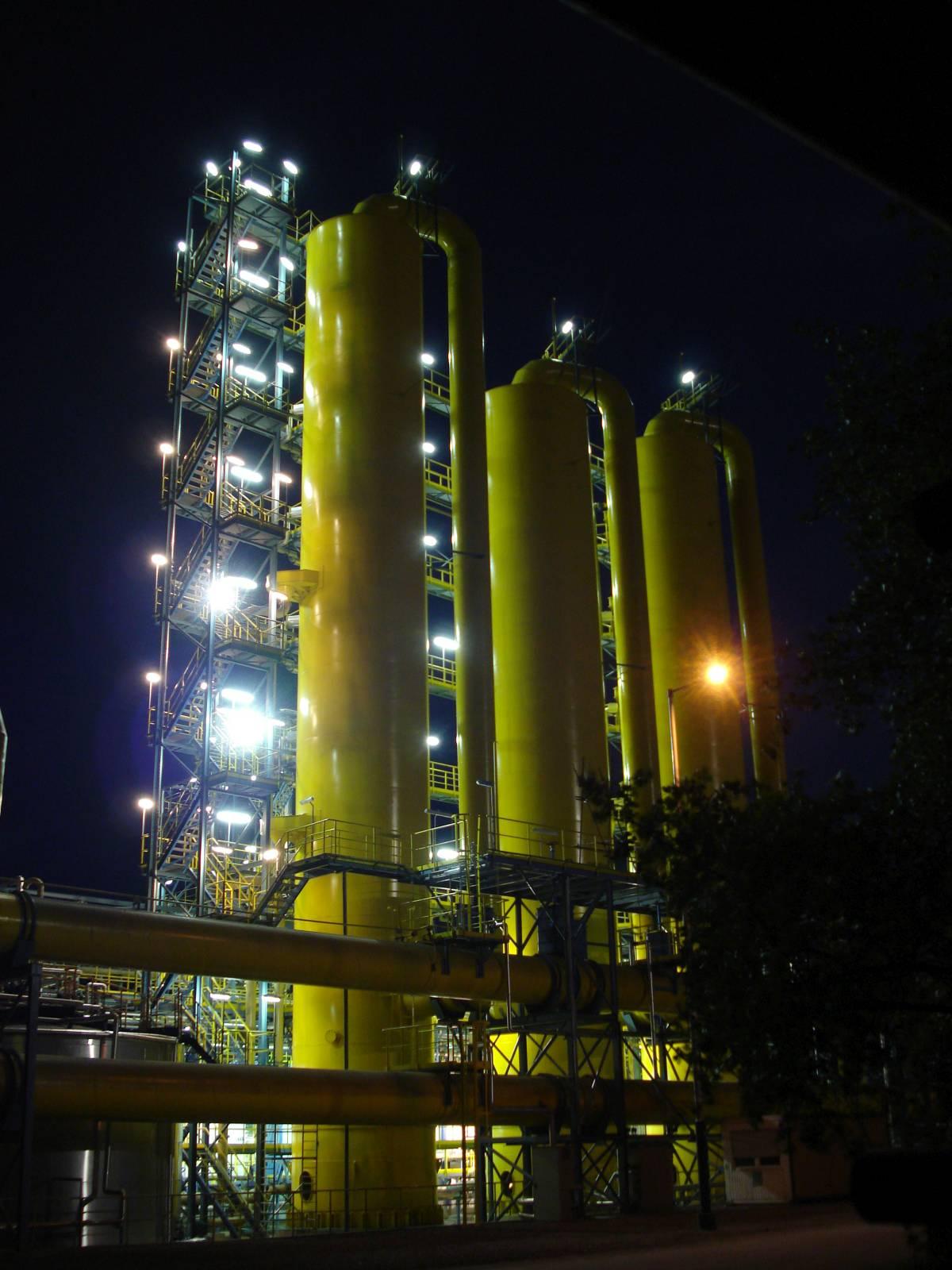 Liquid Hydrogen Chemical plants - Desu...