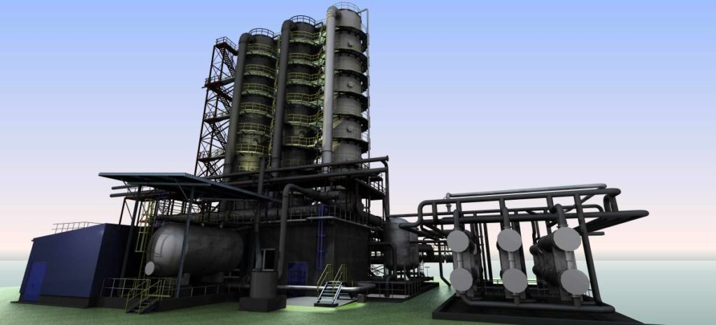 3D Modeling, BIM - Hutni project Frydek-Mistek
