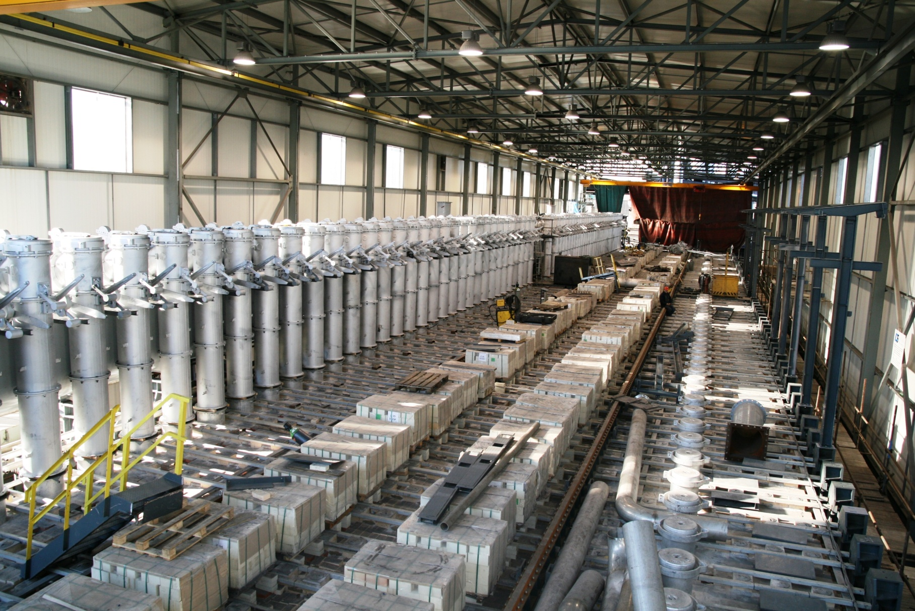 Production of coke - Modernization with reconstruction and ...